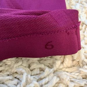 lululemon athletica Tops - Lululemon long sleeve swiftly sz 6 marvel